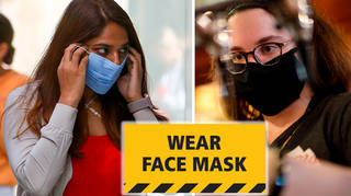 Top scientist says face masks as important as seat belts and not drunk driving
