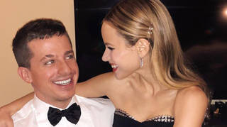 Charlie Puth is rumoured to be dating actress Halston Sage.