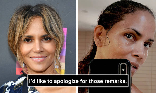 Halle Berry apologises for considering a transgender role