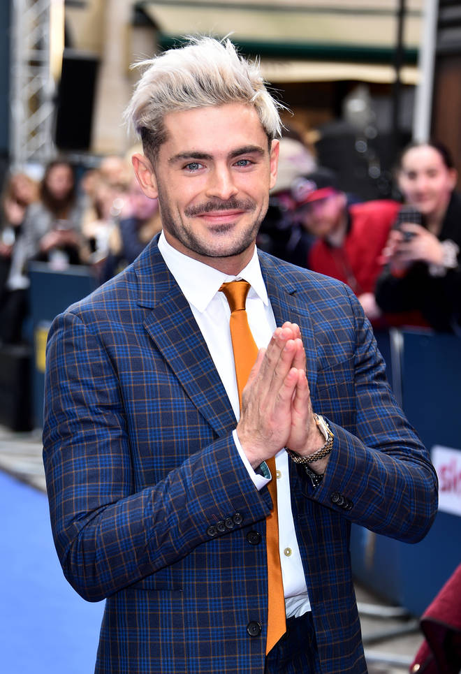 Zac Efron contracted a deadly illness in 2019.