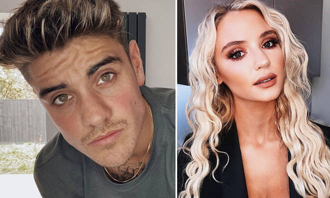 Luke Mabbott and Lucie Donlan are Instagram official!