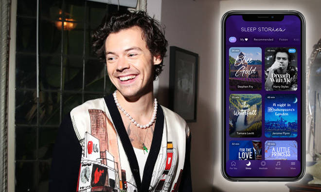 Harry Styles said meditation and sleep 'changed my life'