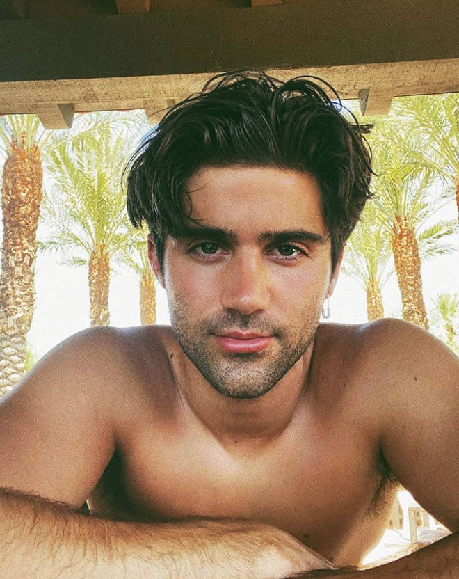 Max Ehrich is an American actor and he's currently dating Demi Lovato.