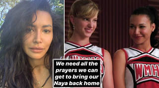 Glee cast pray for Naya Rivera's safe return after she goes missing