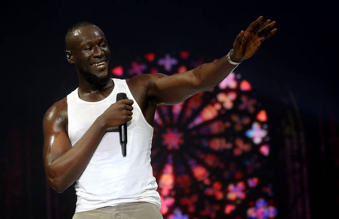 Stormzy decorated a fan's bedroom as part of a 'give back' scheme