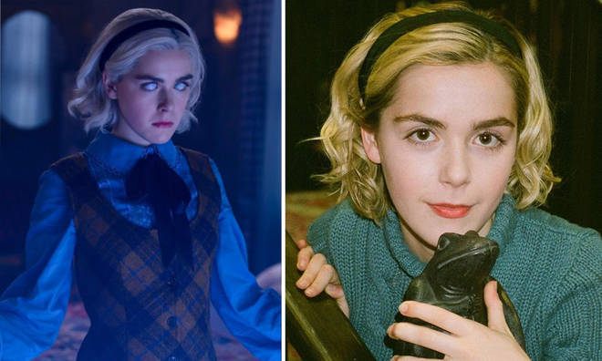 'Chilling Adventures of Sabrina' has been cancelled.