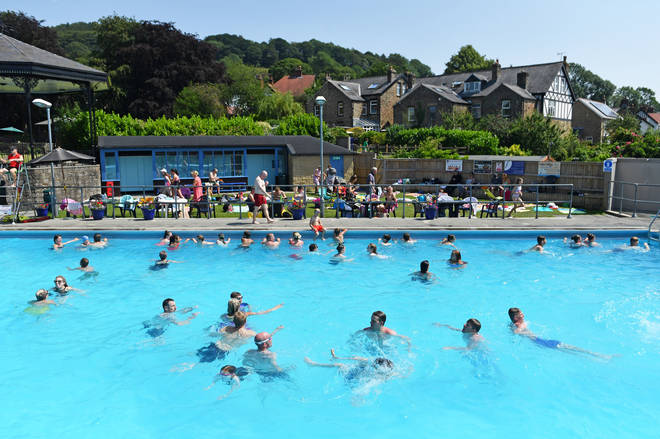 Pools will reopen with new social distancing measures in place.