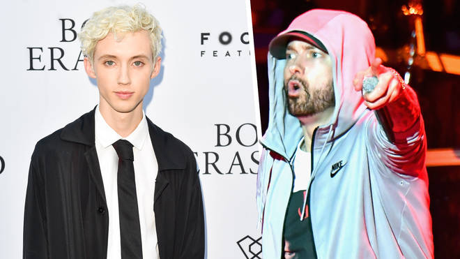 Troye Sivan Responds To Eminem's Homophobic Lyrics