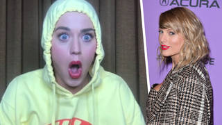 Katy Perry found out she's related to Taylor Swift