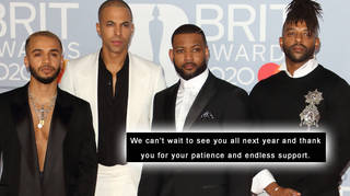 JLS have announced new dates for their reunion tour which will now take place in 2021.
