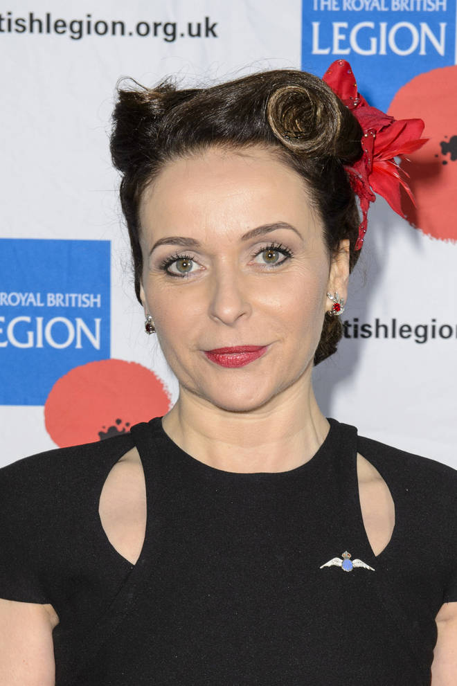 Julia Sawalha has penned an open letter to Chicken Run fans.