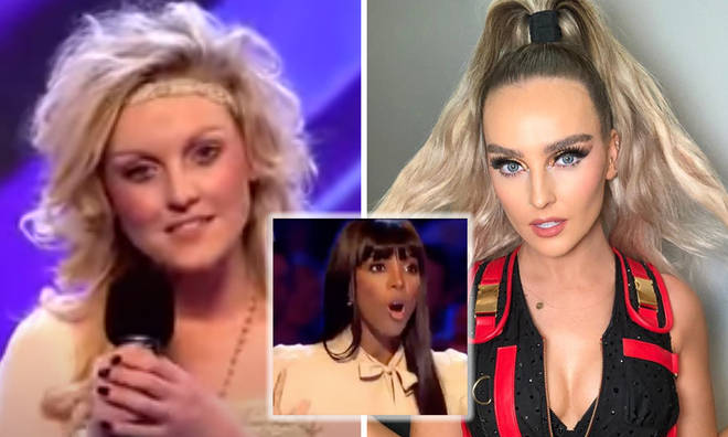 Perrie Edwards's X Factor audition is a serious trip down memory lane