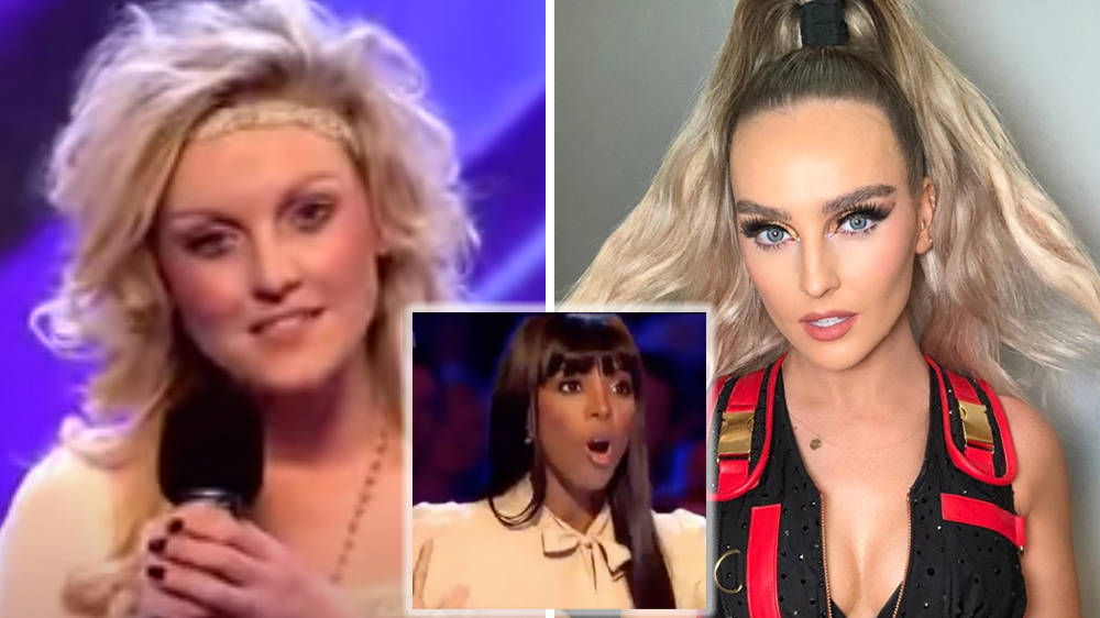 Perrie Edwards's X Factor audition that saw her get formed into Little Mix