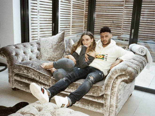 Alex Oxlade-Chamberlain and Perrie Edwards have a stunning home