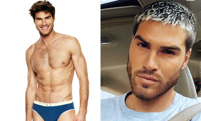 Justin Lacko switched up his hairstyle after Love Island