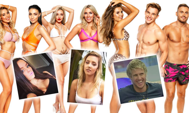 Love Island Australia's contestants look seriously different before and after fame