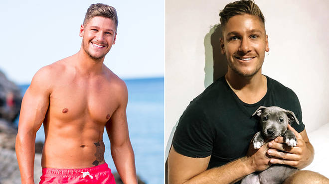 Love Island's Dom Thomas gave up his job as a construction manager