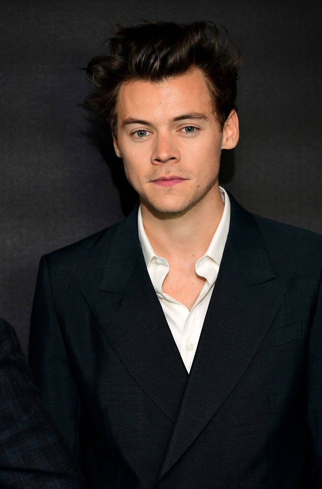 Harry Styles' relationship history has come under question