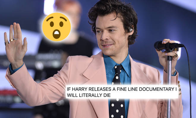Harry Styles could have a documentary about his 'Fine Line' album on the way.