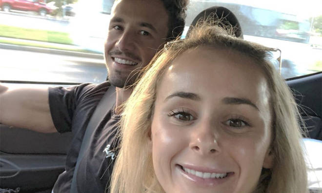 Grant Crapp is still with the girlfriend he had while on Love Island Australia
