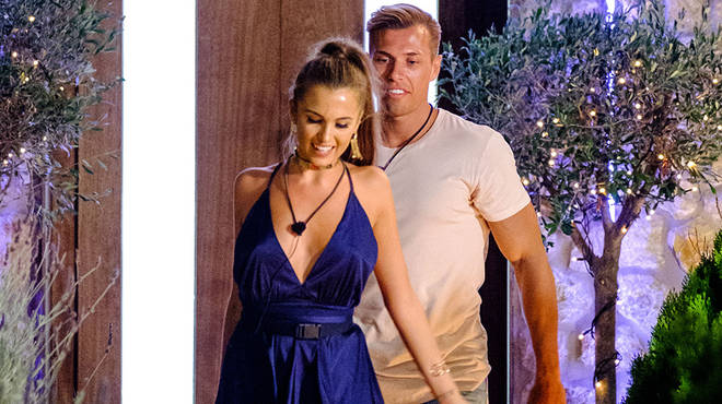 Love Island Australia's Millie and Mark lasted longer than anyone expected