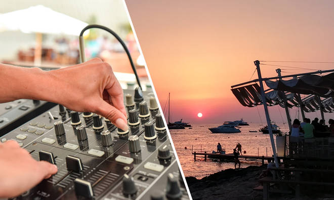 Ibiza bars and beach clubs are looking a little different after lockdown