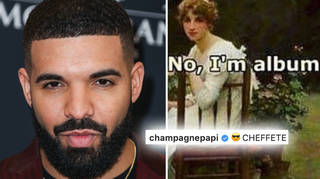 Drake posted a cryptic message on Instagram.