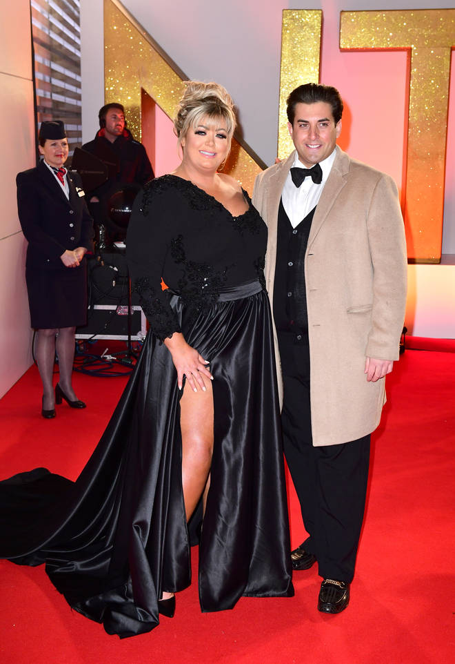 Gemma Collins and arg have been on and off since 2012