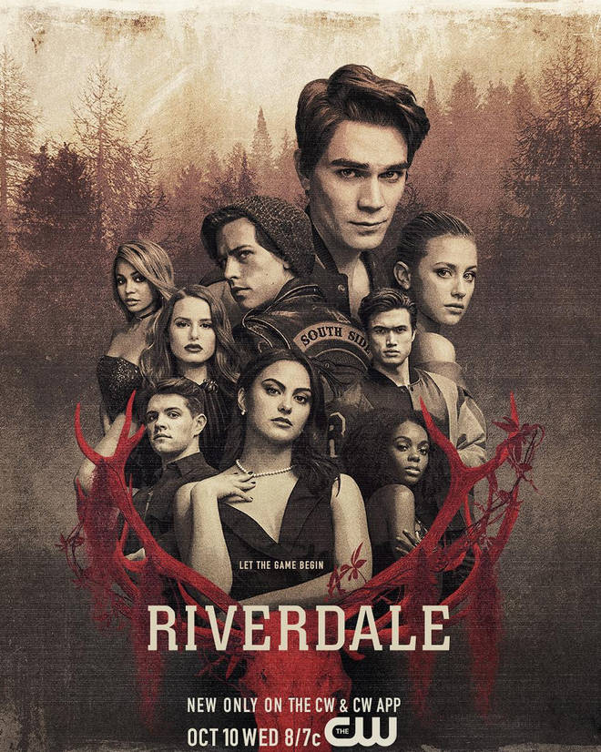 Riverdale Season 3 begins on October 10th