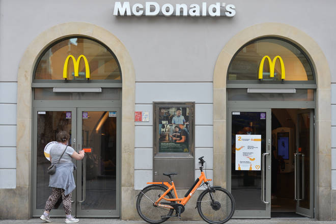 McDonald's has reduced some of its menu prices