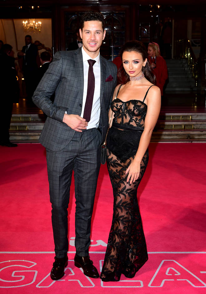 Kady McDermott and Scott Thomas had a fiery on/off relationship after leaving the Love Island villa.
