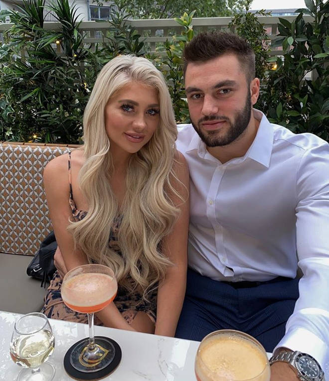 Page Turley and Finn Tapp won Love Island 2020