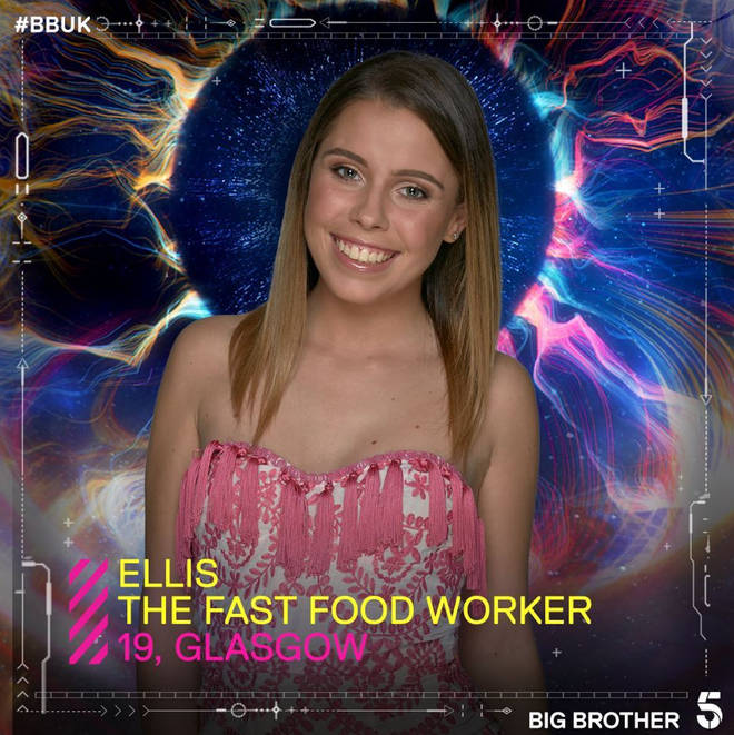 Ellis Hillon was removed from the Big Brother house after racist tweets were uncovered