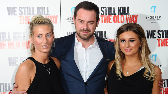 Joanne Mas, Danny Dyer and Dani Dyer 'We Still Kill The Old Way'