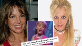 Fans shocked to hear Britney Spears's real singing voice is much lower