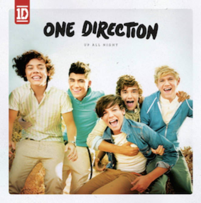 'Up All Night' was 1D's first album