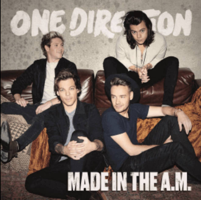 'Made in the A.M.' was the boys' first and last album as a foursome