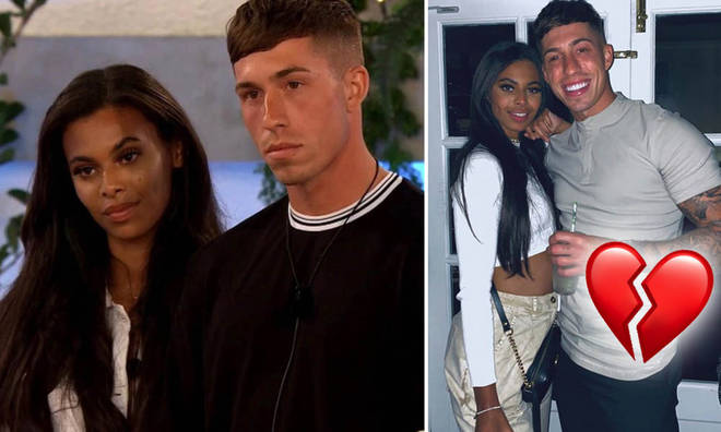 Sophie Piper and Connor Durman have split six months after Love Island