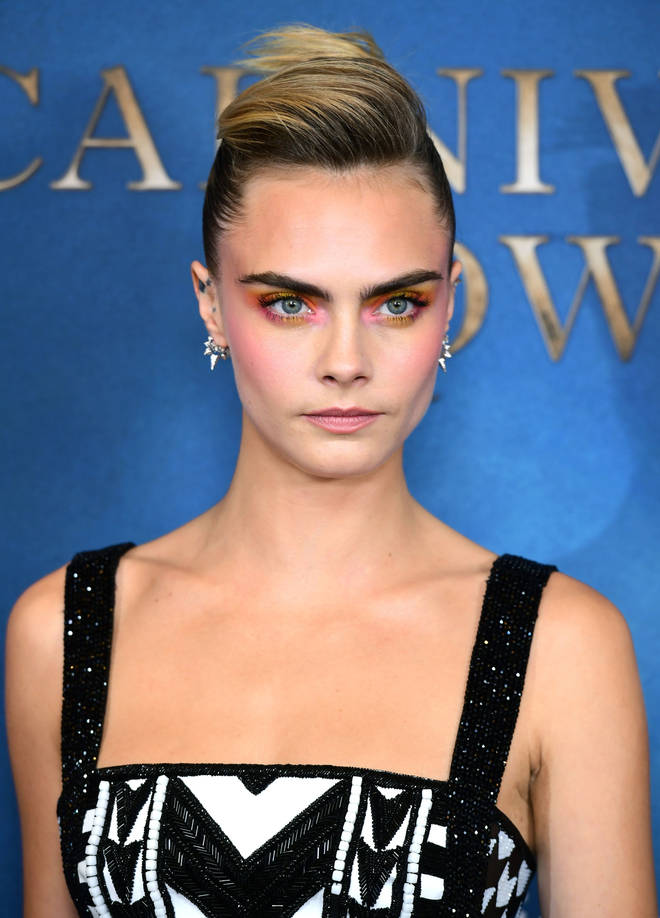 Cara Delevingne and Ashley Benson split up earlier this year