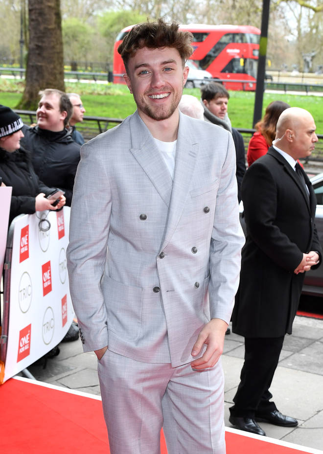 Roman Kemp at the TRIC Awards 2020