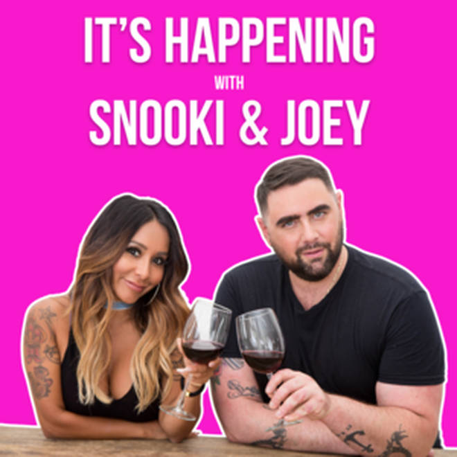 Jersey Shore star Snooki presents the 'It's Happening' Podcast