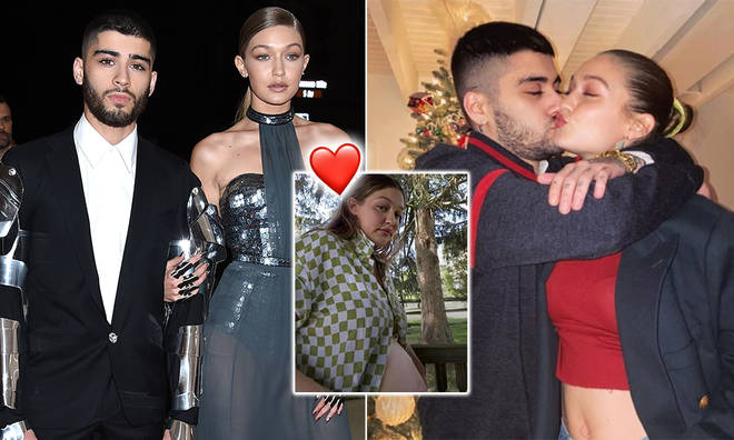 Zayn Malik and Gigi Hadid have reportedly described the model's pregnancy as a 'blessing in disguise'