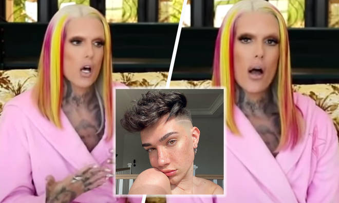 Jeffree Star slammed over apology video to James Charles