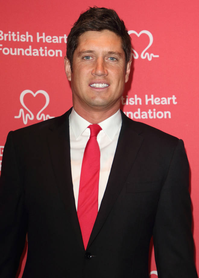 Vernon Kay is allegedly set to appear on I'm A Celeb 2020