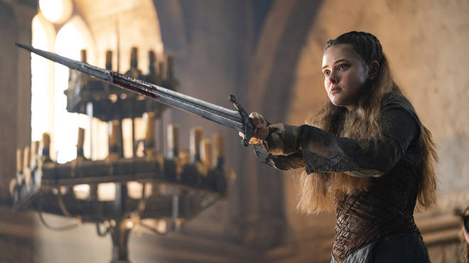 Cursed actress Katherine Langford has spoken about season 2