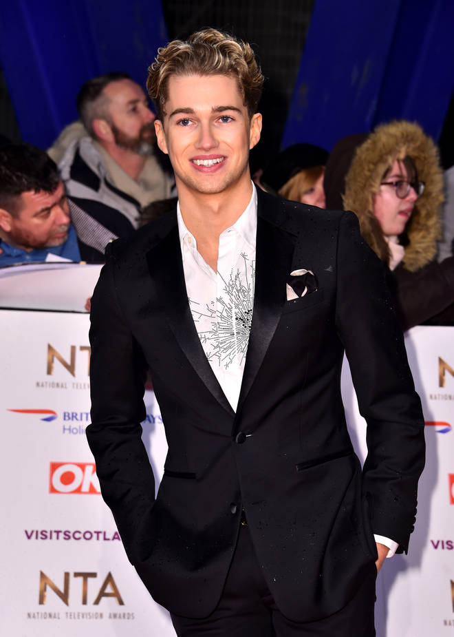 AJ Pritchard's fans think he could be part of the 2020 I'm A Celeb line-up