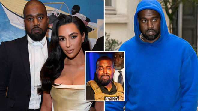 Kanye West claimed wife Kim 'tried to lock me up with a doctor'