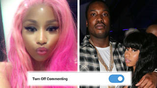 Nicki Minaj turns off commenting after ex drops shady comment on pregnancy pic