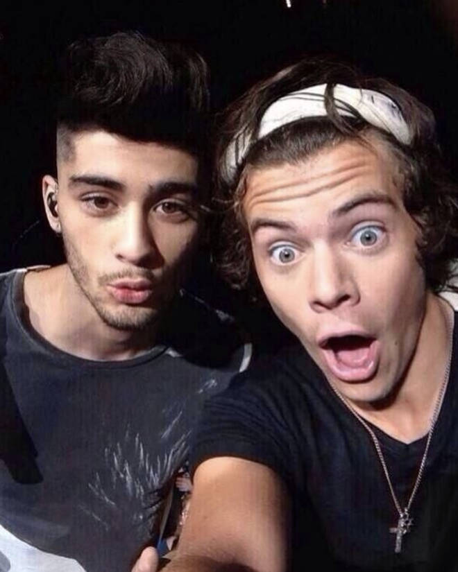 Harry Styles said he missed Zayn while singing 'Story of My Life'