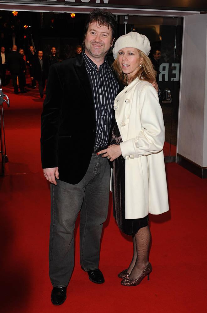 Kate Garraway and Derek Draper share two children together